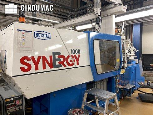 Máquina de moldeo por inyección Netstal Synergy 1000-230