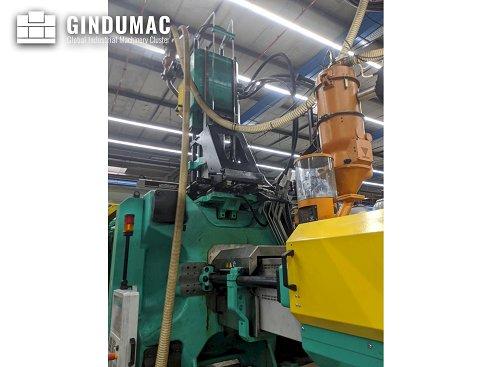 Arburg ALLROUNDER 920 S 5000 - 1300 / 400 máquina de moldeo por inyección