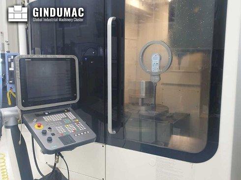 DMG Deckel Maho DMC 60 FD duoBLOCK máquina de torneado y fresado