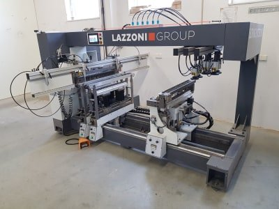 Taladro multihusillo LAZZONI GROUP BS206
