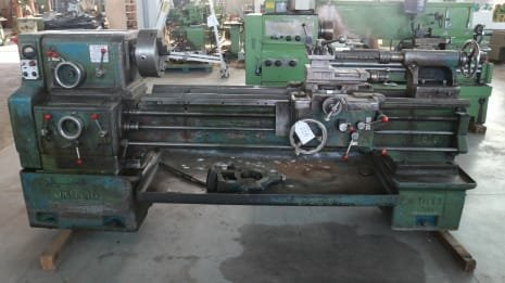 Torno Paralelo TOR UNITOR D 550