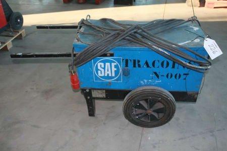 Equipo de Soldadura por Electrodos SAF SAFEX M 340