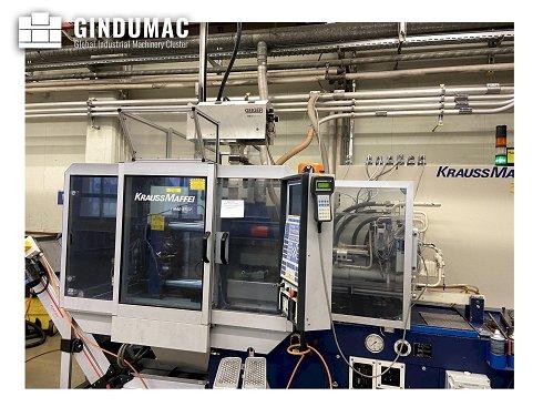 Máquina de moldeo por inyección Krauss Maffei 40-55 C2