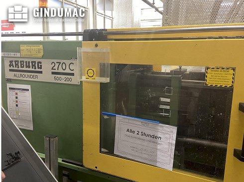 Arburg ALLROUNDER 270 C 500 - 200