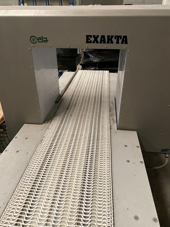 Detactor de metales para cajas