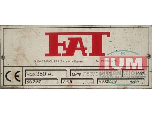 ORL-0783 SIERRA CINTA FAT 350 A