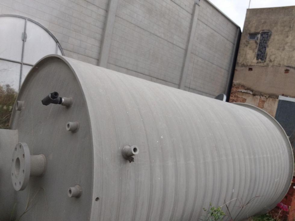 tanques de PP