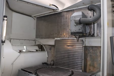 Centro de mecanizado vertical de 5 ejes DECKEL MAHO DMU 100 MONOBLOCK