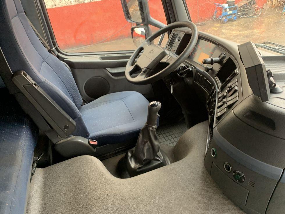 Camión grúa Volvo FM 400 Hiab 288 E8 HI-PRO