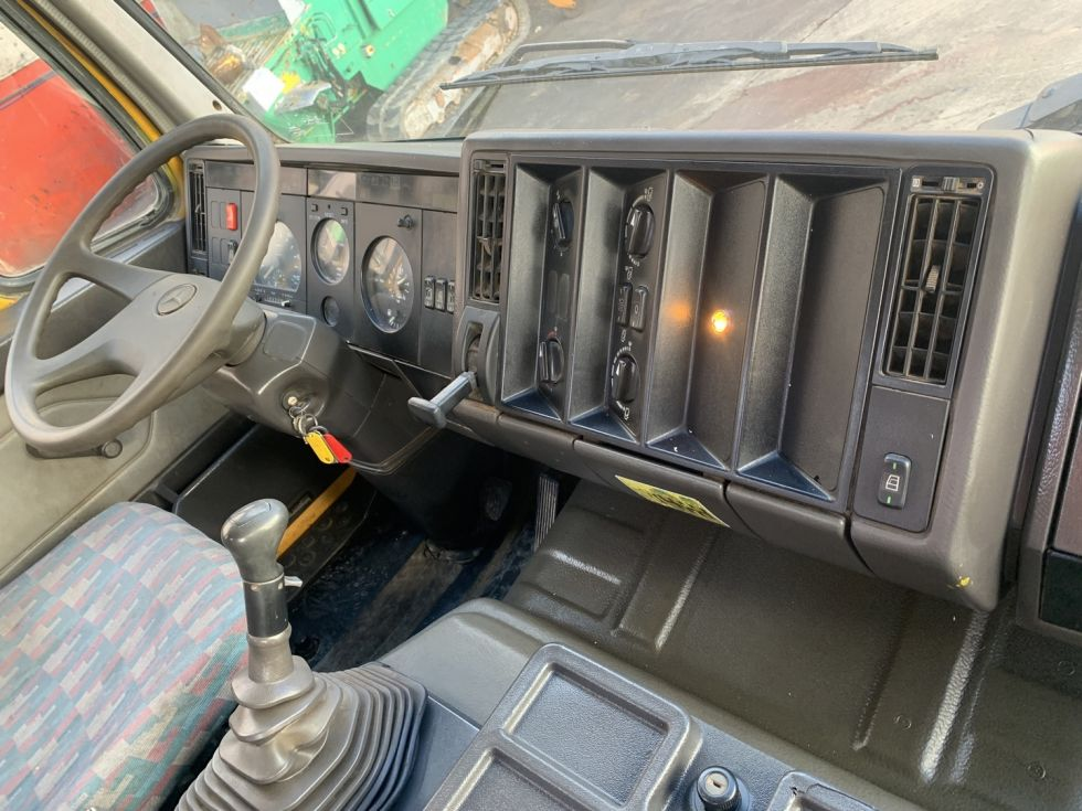 Mercedes Benz 3538 Bomba de hormigon Putzmeister BRF 4415.H