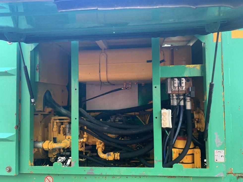 Estacionaria PUTZMEISTER modelo BSA 1409-D