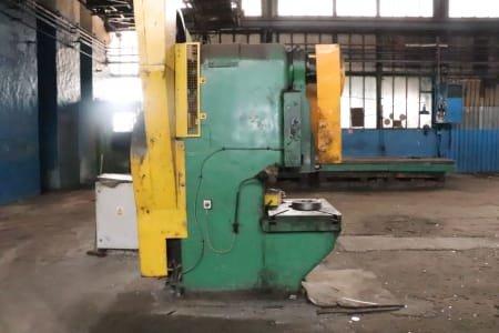 PMS100B Mechanical Press