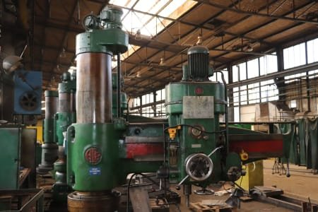 HCP WR1,5 Radial Drill