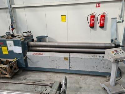 DURMA MRB - S 2504 Roll Bending Machine