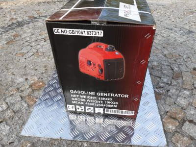 PROKRAFT KP1800 Power Agregate