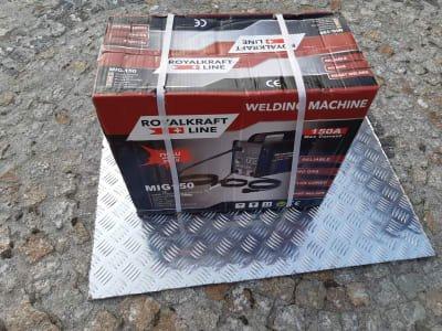 ROYALKRAFT MIG 150 Welder
