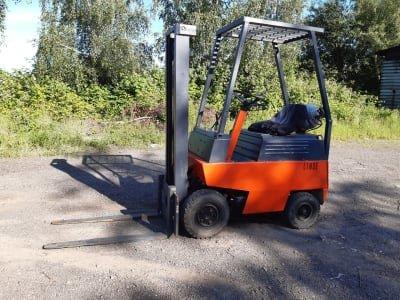 LINDE H12T Forklift