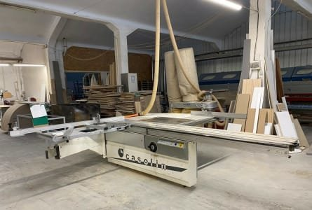 CASOLIN ASTRA SE 300 CE Sliding table sawing machines