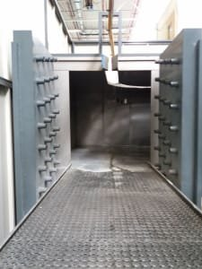 IDEAL-LINE Surface Preparation Tunnel