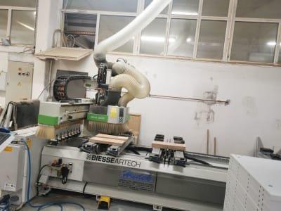 Centro de mecanizado CNC BIESSE SKILL 300