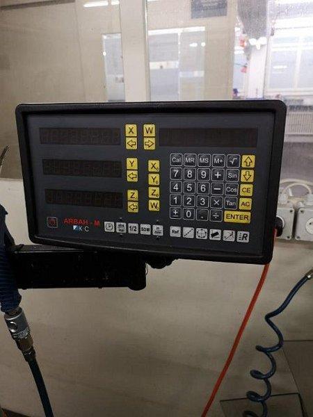 Tool Milling Machine