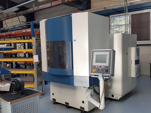 Surface Grinder Rotary Table,  vertical