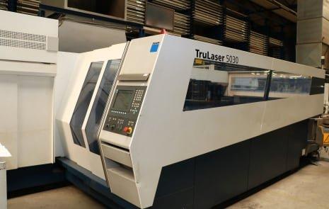 Máquina de corte láser TRUMPF TRULASER 5030