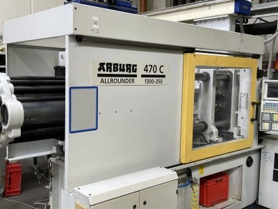 ARBURG ALLROUNDER CENTEX 470 C 1300-350 Injection Moulding Machine