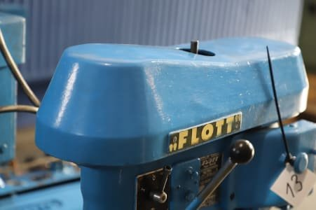 FLOTT TB 6 /III Bench Drill