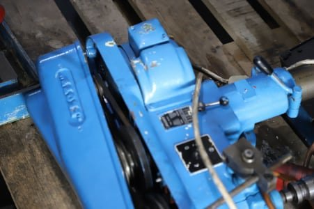 FLOTT Bench Drill for Spare Parts