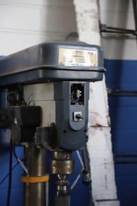 QUANTUM T 32 Pillar Drilling Machine