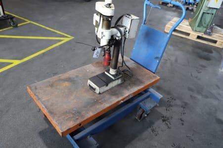 KAISER + KRAFT HTF 650 Scissor Lifting Table