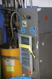 NORDSON DG 201-2 X1 Drum Melting Plant