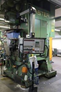 RASTER 100 NL 4 S Punching Machine