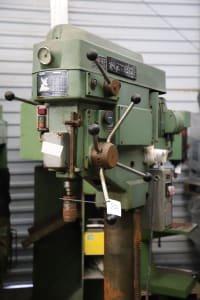 ALZMETALL Pillar Drilling Machine