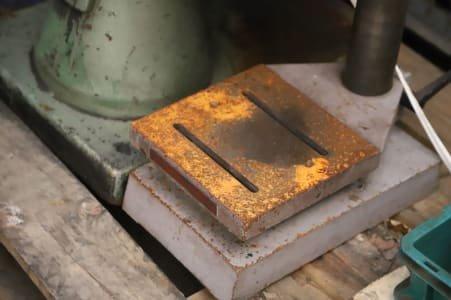FLOTT E 1 Bench Drill