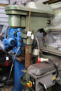 FLOTT Pillar Drilling Machine