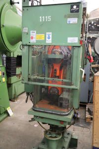 EBU 15 Eccentric Press