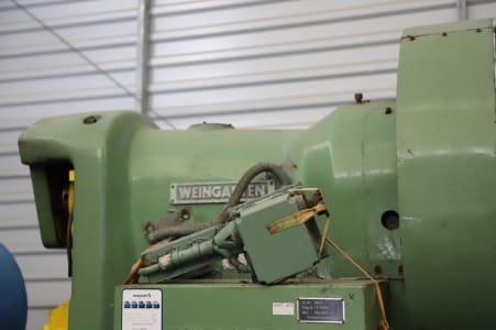 WEINGARTEN WGT 63 T Eccentric Press