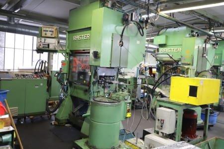 RASTER 45/700 NL B Punching Machine