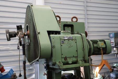 HAULICK 80 t Eccentric Press