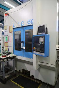 LERNSTATT LDVC 150 CNC Vertical Lathe