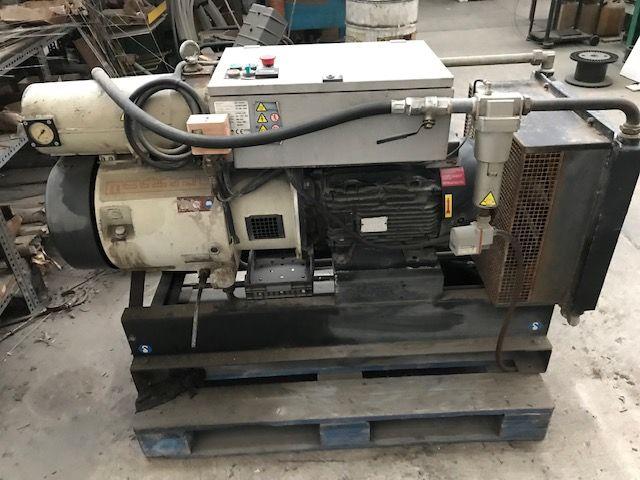 Compresor rotativo de paletas
