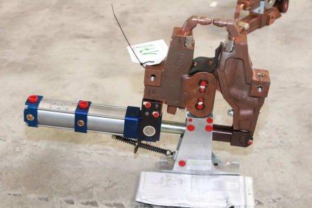 SERV SE55583 Point welidng clamp