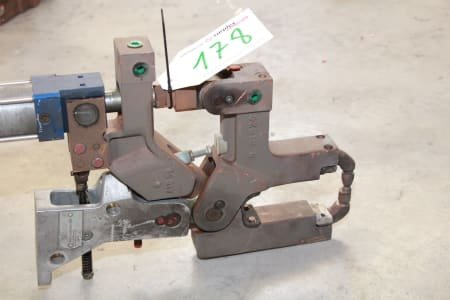 SERV SE55381 Point welidng clamp