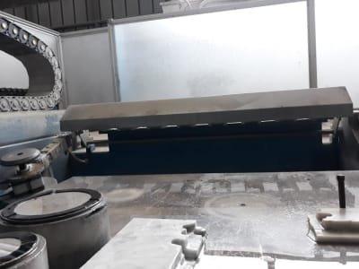 Centro de mecanizado de piedra CMS JUNIOR