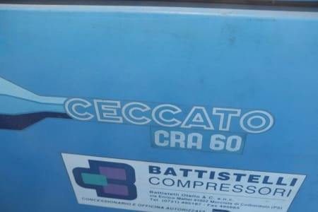 CECCATO CRA60 Rotary screw compressor