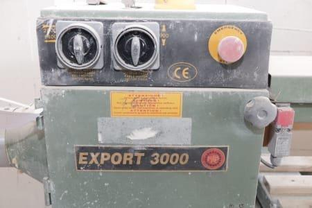 Lijadora de banda larga FRB EXPORT3000
