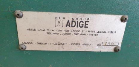 Cortadora láser ADIGE LT 652