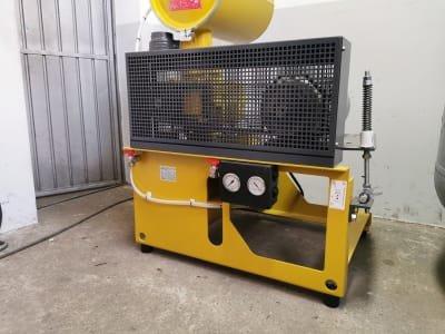 Compresor de tornillo KAESER DB 166 C